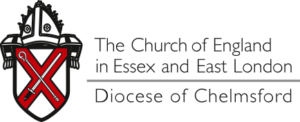 The Church of England in Essex and East London Diocese of Chelmsford Logo (no background)